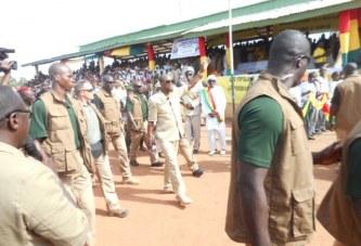 Le président Alpha Condé attendu mardi à Boké