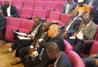 Paysage politique guinéen : Entre décomposition et recomposition