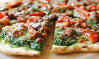 Gambar Pizza Ayam Keju