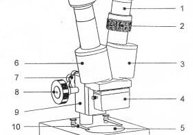 Mikroskop Stereo BMK 36