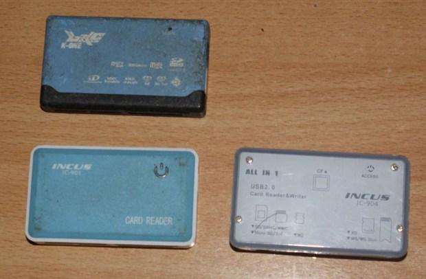 Card reader Incus dan K-One