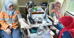 Tambang-Emas-Martabe-Gelar-Perayaan-K3-Dengan-Aksi-Donor-Darah