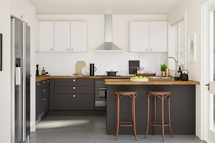 What39s The Right Kitchen Layout For Me Kaboodle Kitchen