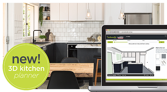 Ikea 3d Kitchen Planner Kaboodle Kitchen: Design, Build And Renovate Your Own