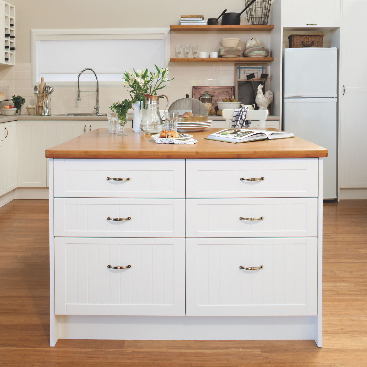 Flat Pack Kitchen Cupboards City Meets Country Kitchen Ideas And Inspiration