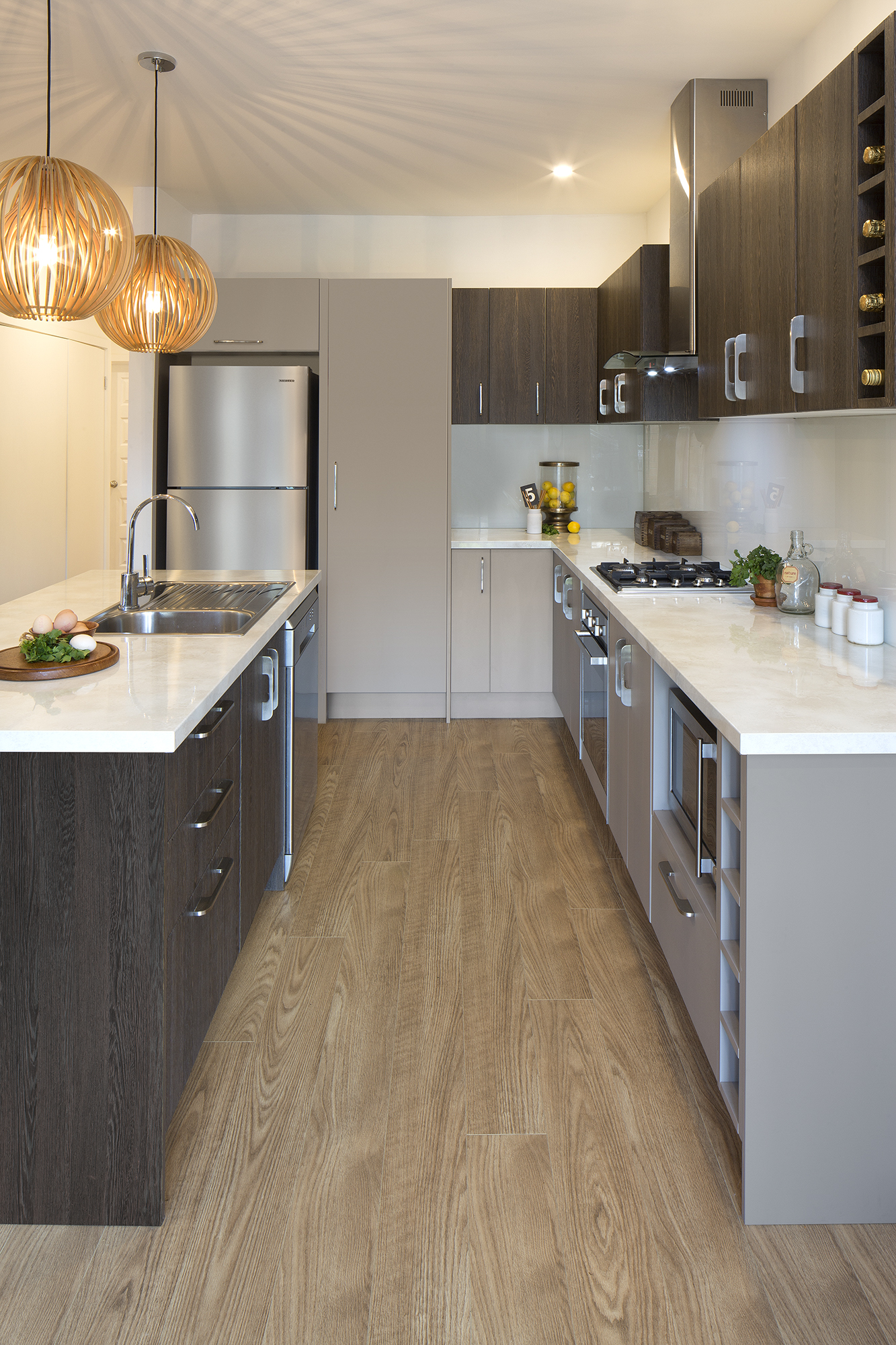 Bunnings Kitchens Flat Packs Earthy Feel Kitchen Inspiration And Ideas Kaboodle Kitchen