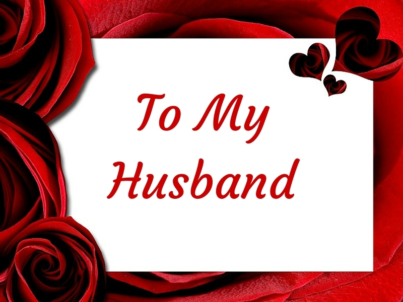 Love Letter My Husband Kaboutjie - Love Letter To Husband