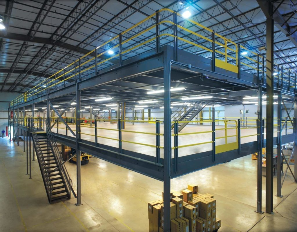 Warehouse Website Ultimate Guide To Warehouse Mezzanines Kabtech Corp