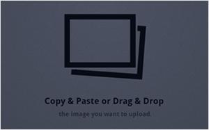 コピペやドラッグ&ドロップで画像をアップロードできる共有サービス・Pasteboard