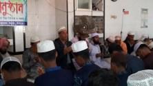 কচুয়ার আশেক আলী খান  স্কুল এন্ড কলেজের এস এস সি পরীক্ষার্থীদের বিদায় উপলক্ষে মিলাদ ও দোয়া অনুষ্ঠিত