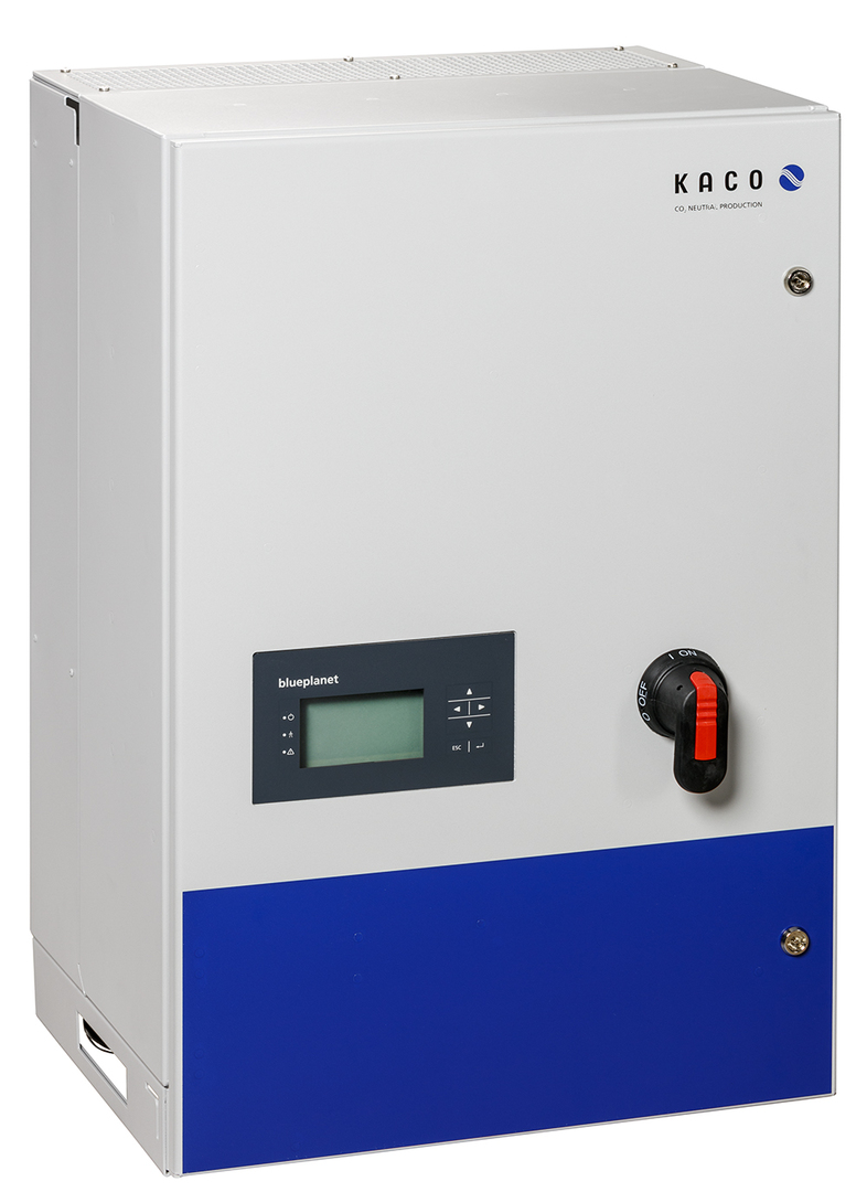 Energy E Kaco New Energy Delivers 4 7 Megawatts Of Inverter Power To E On