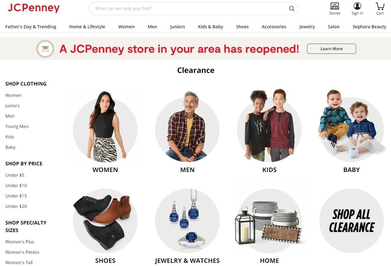 Top Jcpenney Coupons Promo Codes