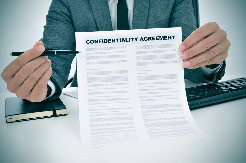 Confidentiality Agreement Lawyers Calgary, Alberta