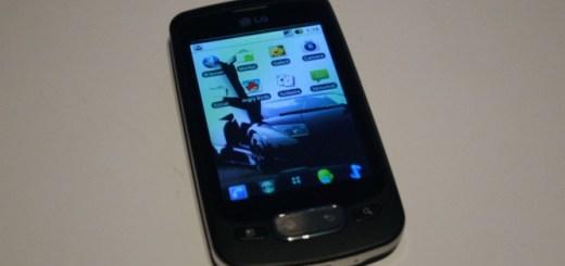 LG P500 1