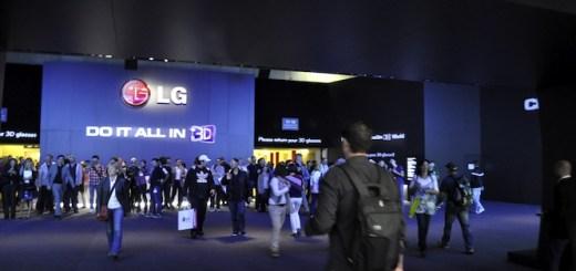 LG stend