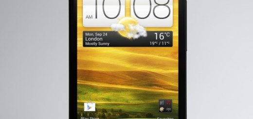 HTC One X+ FRONTON-BLACK copy