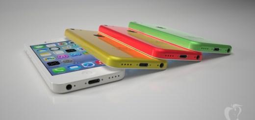 Disaineri nägemus soodsast iPhone'ist