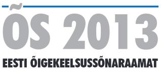 ÕS 2013