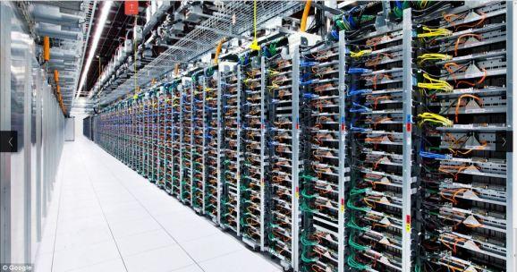 Google'i andmeladu
