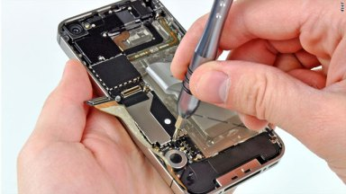 Lahtine iPhone