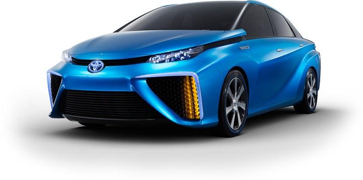 Toyota vesinikauto 4