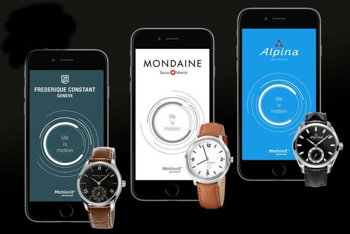 Swiss-smartwatches