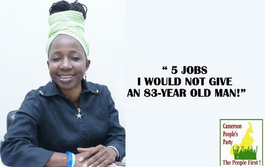5 jobs I would not give an 83 years old man! - Kah Walla
