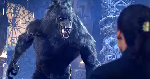 Heroes Evolved Hd Wallpaper Werewolf Giant Kaijumatic