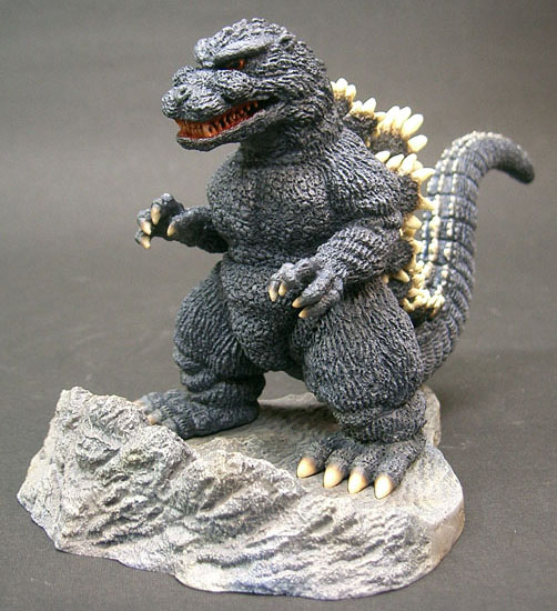 What Is Resin Material Godzilla 1989 Image Resin Model Kit Kaiju Kits