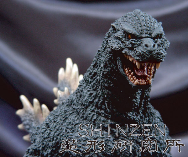 What Is Resin Material Shinzen Godzilla 1989 Kaiju Kit Resin Model