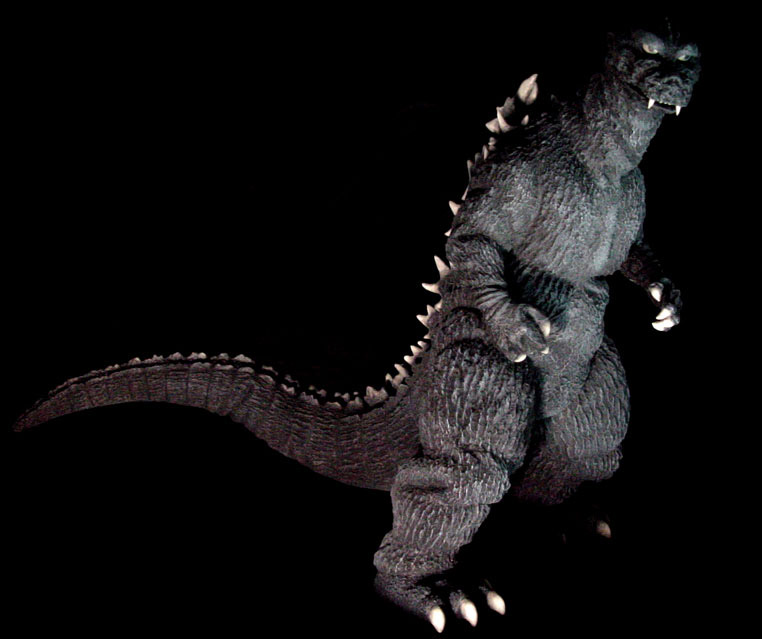 What Is Resin Material T-facto Godzilla 1955 Vs Anguirus 1955 Resin Model Kit