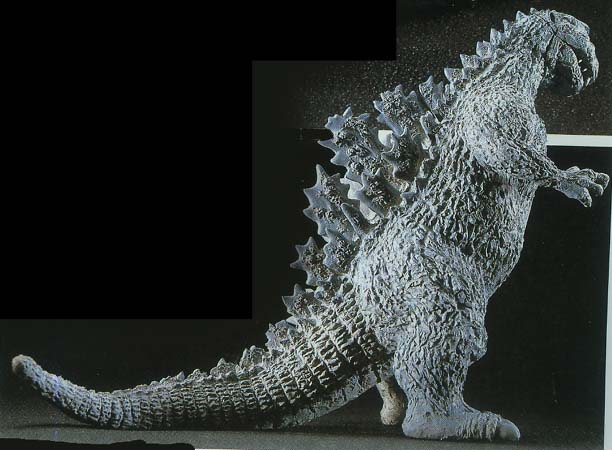 What Is Resin Material Godzilla 1954 Prototype Zokei Kobo