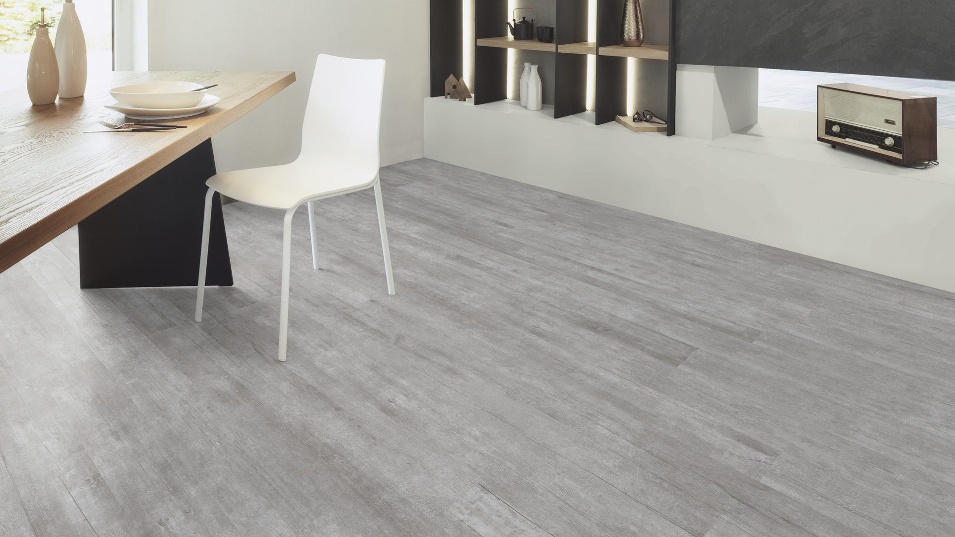 Esszimmer Kiefer O850 Pine Frost Ah Antique Textured Floor Kaindl