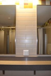 manicpal pool (bathroom wall shower area)   Kaiser Flooring