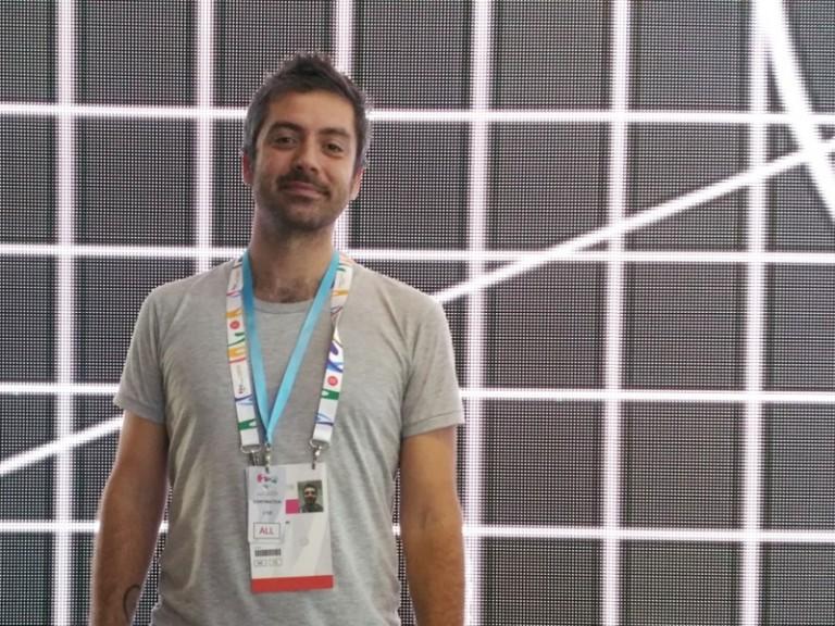 Michael Larsson, artist, filmmaker