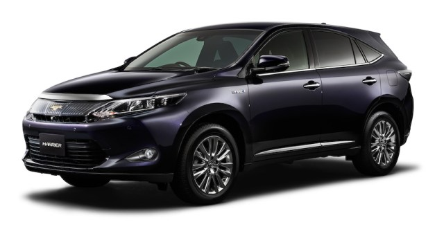 Toyota Harrier 1