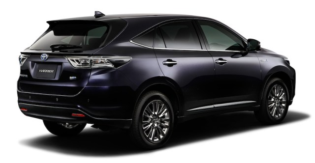 Toyota Harrier 2