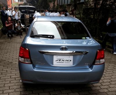 Corolla Hybrid JDM Launch - Bertel Schmitt -096