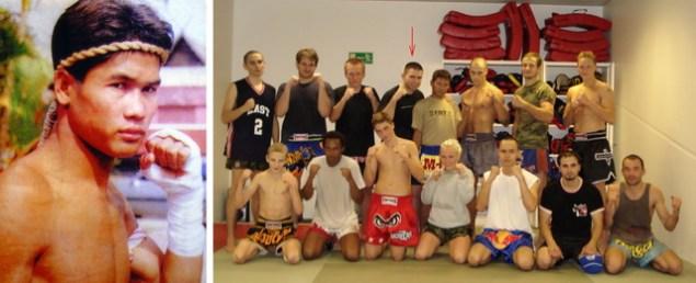 Seminar tajlandkog boksa u Samignum grupi 3