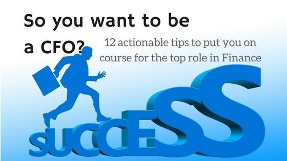 CFO Career Action Plan Workbook Email Capture