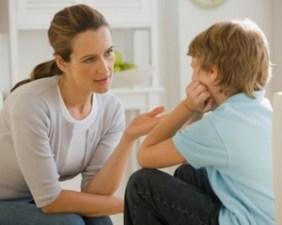 Как правильно указать малышу на ошибку?