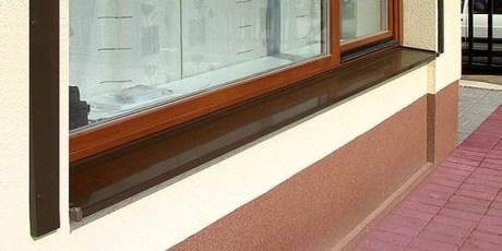 Как правильно монтировать водоотлив для окна?