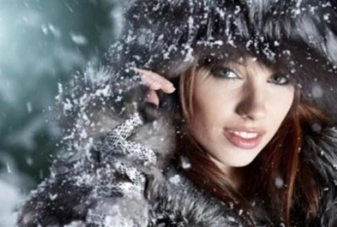 Как правильно ухаживать за волосами в морозное время года?