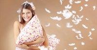 Как правильно стирать и сушить перьевые подушки дома?