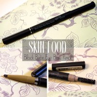 SKIN FOOD BLACK BEAN EYEBROW PENCIL [REVIEW]