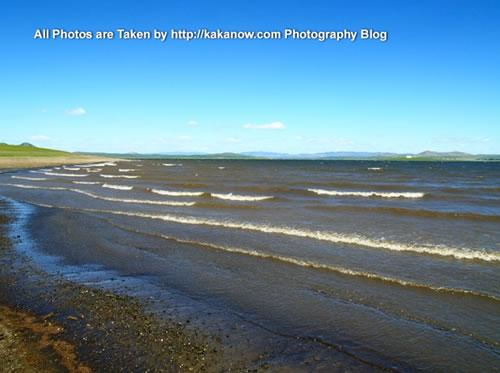 China travel, Inner Mongolia, Horqin Prairie, Chaersun reservoir. Photo by KaKa.