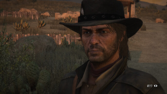 Xbox Oneで再訪 – Red Dead Redemption (1)