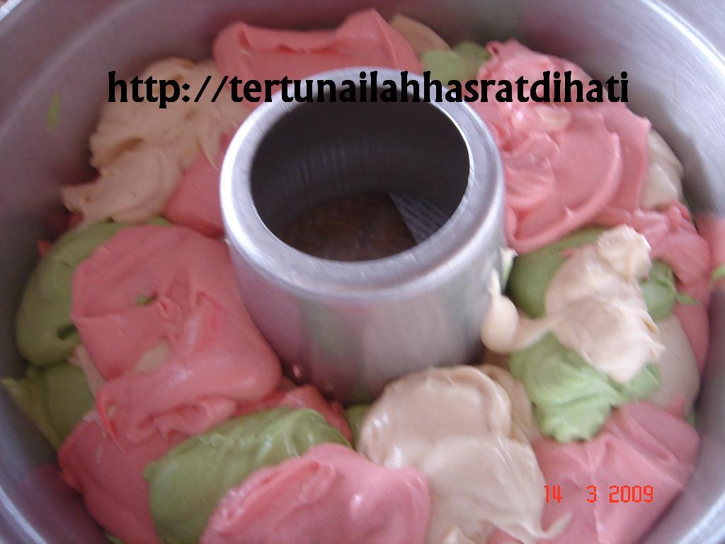 Resepi Puding Ice Cream Oreo