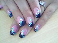 Pink Nail Arts | Arts | Page 2