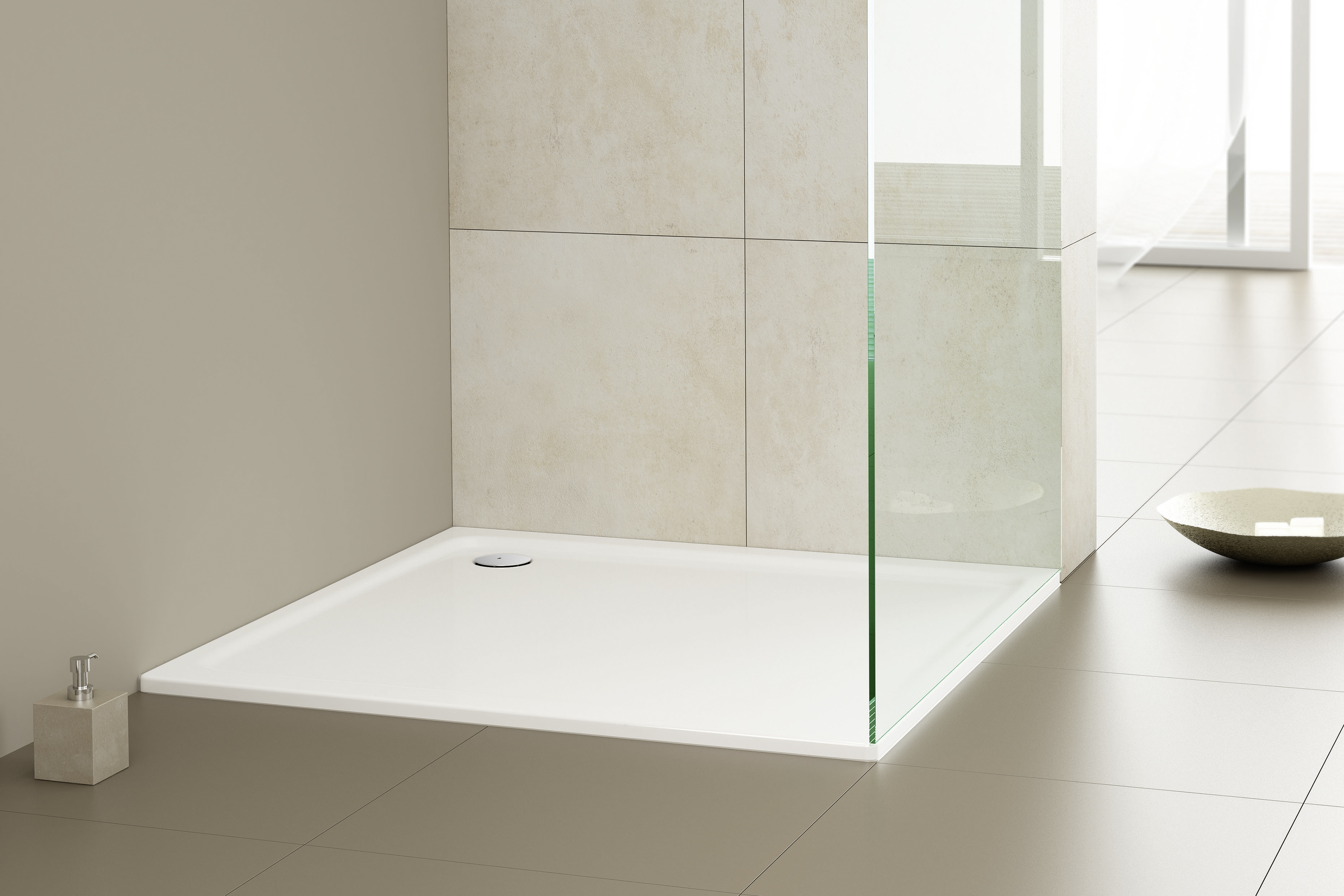 Kaldewei Duschtasse New Complete System For Shower Surfaces From Kaldewei